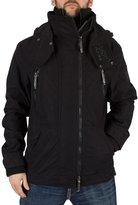 Superdry Men's Microfibre Wind Attacker Hooded Jacket