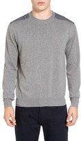 French Connection Men's Nylon Trim Pullover