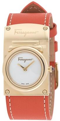Salvatore Ferragamo Watches Boxyz 22x39mm watch
