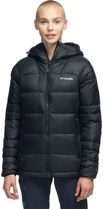 Columbia Centennial Creek Down Hooded Jacket - Women's