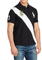 Polo Ralph Lauren Big & Tall Sash Big Pony Short-Sleeve Polo Shirt