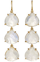 Irene Neuwirth Women's Gemstone Triple-Drop Earrings