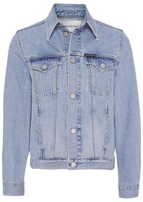Calvin Klein Jeans Found Trucker Jacket