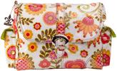 Kalencom Tuscany Cream Laminated Diaper Bag