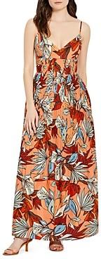 Nicholas Susan Printed Maxi Dress