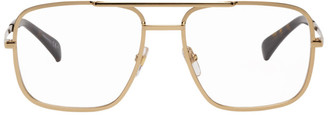 Givenchy Gold GV 0098 Glasses