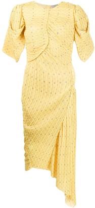 Preen by Thornton Bregazzi Jenny asymmetric dress