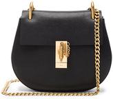 Chloé Goatskin & Calfskin Drew Shoulder Bag