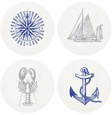 The Well Appointed House Nautical Letterpressed Coasters-Set of 100 - IN STOCK IN OUR GREENWICH STORE FOR QUICK SHIPPING