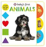 """Baby's First Animals"" Board Book by Roger Priddy"