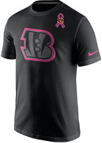 Nike Men's Cincinnati Bengals BCA Travel Shirt