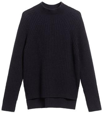Max Mara Wool High-Neck Sweater