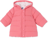 Petit Bateau Baby girls padded jacket