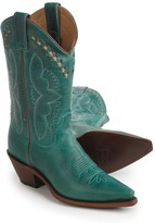 "Justin Boots L4302 Cowboy Boots - J-Toe, 13"" (For Women)"