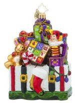 Christopher Radko Treasure for Tots Ornament