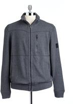 Calvin Klein Zip-Front Jacket