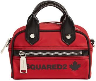 DSQUARED2 Mini Nylon Bowling Bag