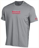 Under Armour Men's Tampa Bay Buccaneers Combine Authentic Raid Novelty T-Shirt