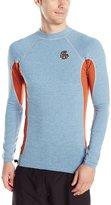 Rip Curl Men's Aggrolite Uv Long Sleeve T-Shirt Rashguard