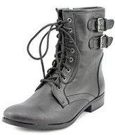 Style&Co. Style & Co Ricky Round Toe Synthetic Ankle Boot.