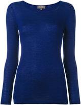 N.Peal cashmere superfine round neck jumper - women - Cashmere - S