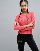 Puma Good Life Long Sleeve Top Q4
