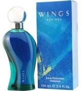 Giorgio Beverly Hills WINGS by EDT SPRAY 3.4 OZ