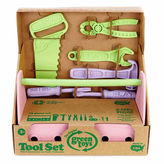 Asstd National Brand Green Toys Tool Set Pink