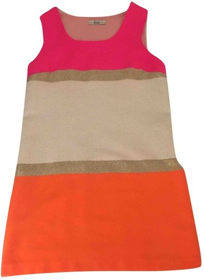 ELLA LUNA Multicolour Linen Dress for Women