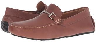 Massimo Matteo Bit Driver (Whiskey) Men's Slip on Shoes
