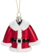 Santa Coat Ornament