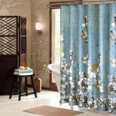 Hanami 72-Inch x 72-Inch Shower Curtain