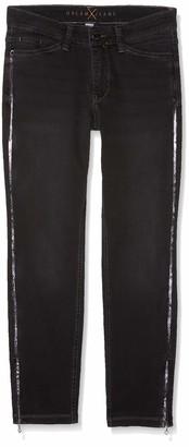 M·A·C MAC Women's 5471.93-0355 Slim Slim Jeans - Black - Not Applicable