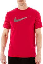 Nike NA Swoosh Dri-FIT Cotton Tee