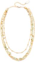 Ela Rae Three Layer Collar Peruvian Opal Necklace