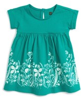 Tea Collection Infant Girl's Fern Gully Graphic Dress