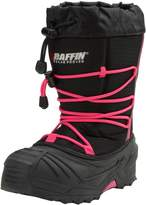 Baffin Young Snogoose Youth US 6 Black Snow Boot