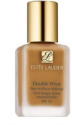 Estee Lauder Double Wear Stay-In-Place Foundation Spf10 30Ml 5W1 Bronze (Medium-Tan, Warm)