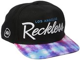 Young & Reckless Men's Big R Script Dye Snapback