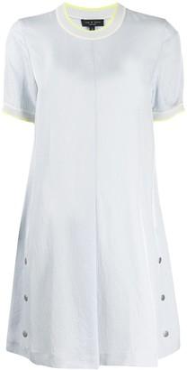 Rag & Bone side buttons dress