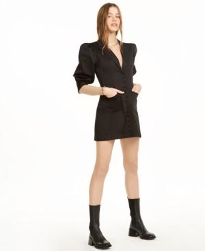 Macy's Danielle Bernstein Tuxedo Mini Dress, Created for