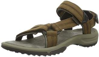 Teva Women's Terra Fi Lite Leather Sports and Outdoor Hiking Sandal,(41 EU)