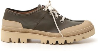 Marni Lace Up Derby Shoes