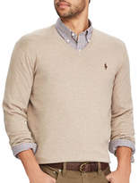Polo Ralph Lauren V-Neck Cotton Sweater
