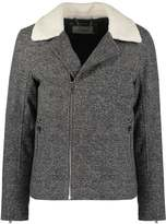 Eleven Paris Edwin Light Jacket Grey Melanged