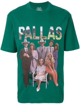 Palace Dallas T-shirt
