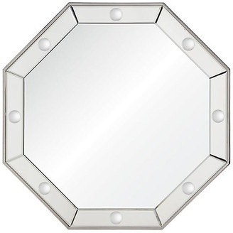 Bunny Williams Home Octavia Wall Mirror - Polished Stainless Steel