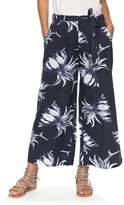 Roxy Ready Beachy Vibes Print Culottes