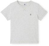 Petit Bateau Boys plain T-shirt