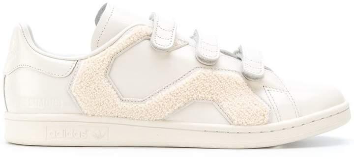 Adidas By Raf Simons three strap sneakers